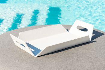 Outdoor Fabric Aluminium Tray