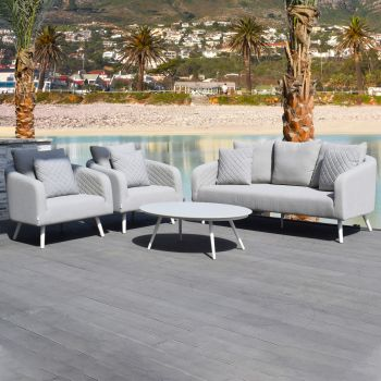 Outdoor Fabric Ambition Sofa Set