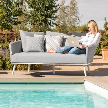 Outdoor Fabric Ark Daybed