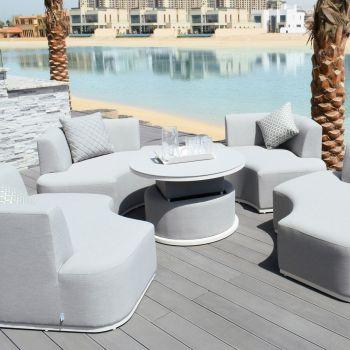 Outdoor Fabric Snug Lifestyle Suite